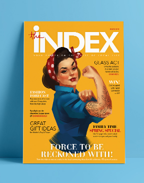 The INDEX Magazine - March 2018