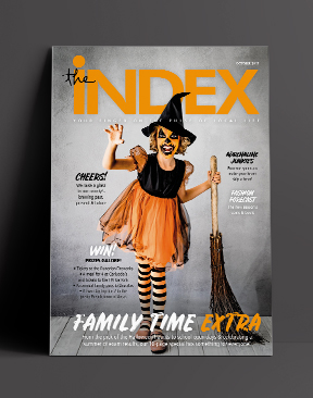 Image for The INDEX Magazine - October 2017