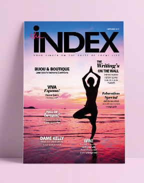 Image for The INDEX Magazine - September 2017