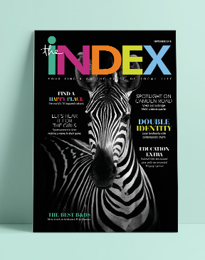 Image for The INDEX Magazine - September 2018