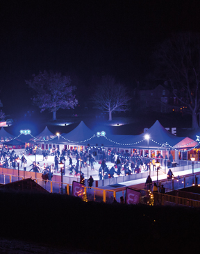 Image for WIN! A Family Pass to Calverley Grounds Ice Rink