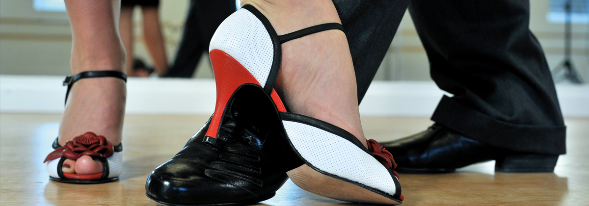 Image for Is It Time To Put On Your Dancing Shoes?