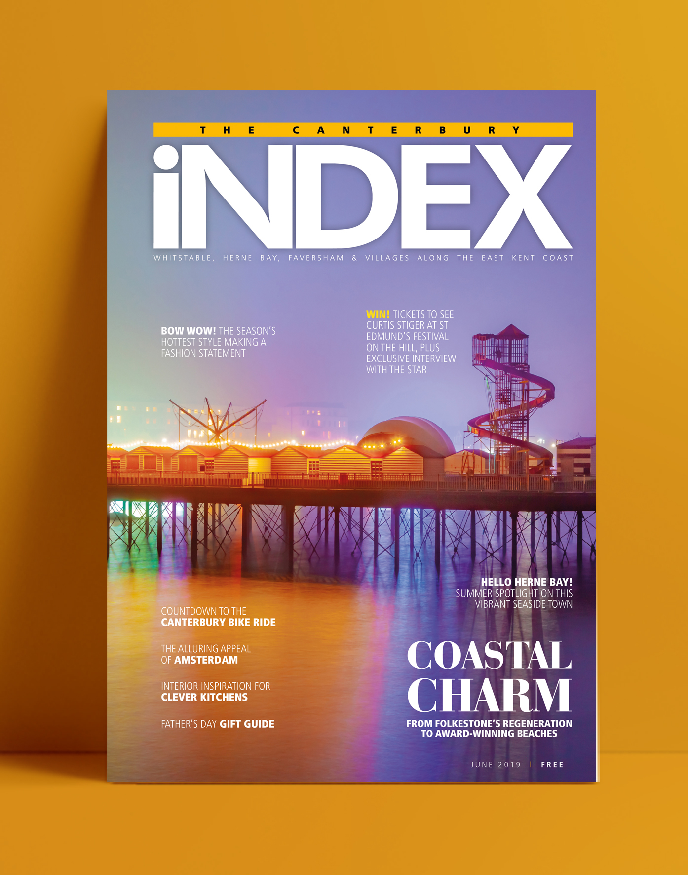 Image for The Canterbury INDEX - June 2019