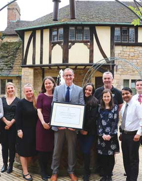 Image for Kent Venues Named in Tourism Awards