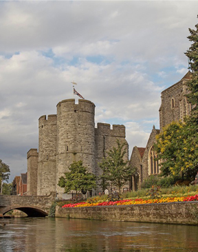 Image for Canterbury: A Hot Spot for Leaving Londoners