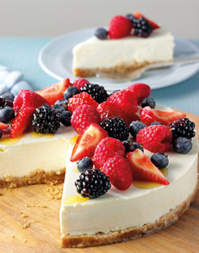 Recipe: Lemon Cheesecake