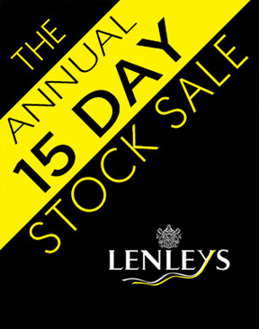 Image for Lenleys Annual Stock Sale