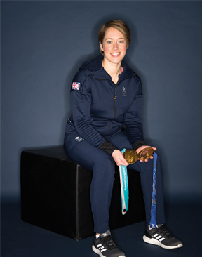 Image for New Chapter for Kent's Lizzy Yarnold