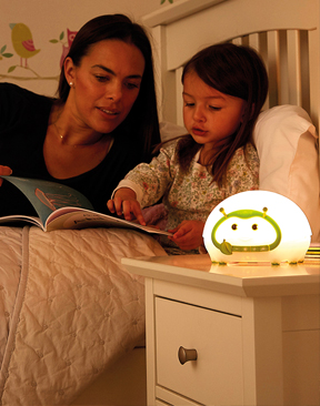 Image for Lumie Bedbug Is Lighting Up Bedtime