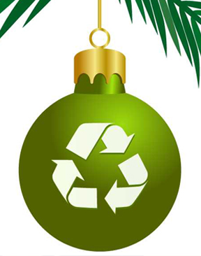 Image for Make a 'Green' Start to 2019 by Recycling Festive Waste