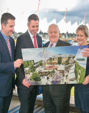 Image for £90m Outlet Expansion Underway