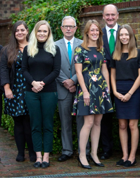 New Appointments at Growing Law Firm