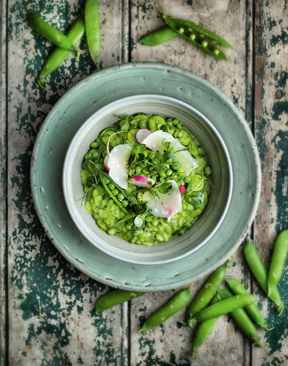 Image for Recipe: Peas on Earth