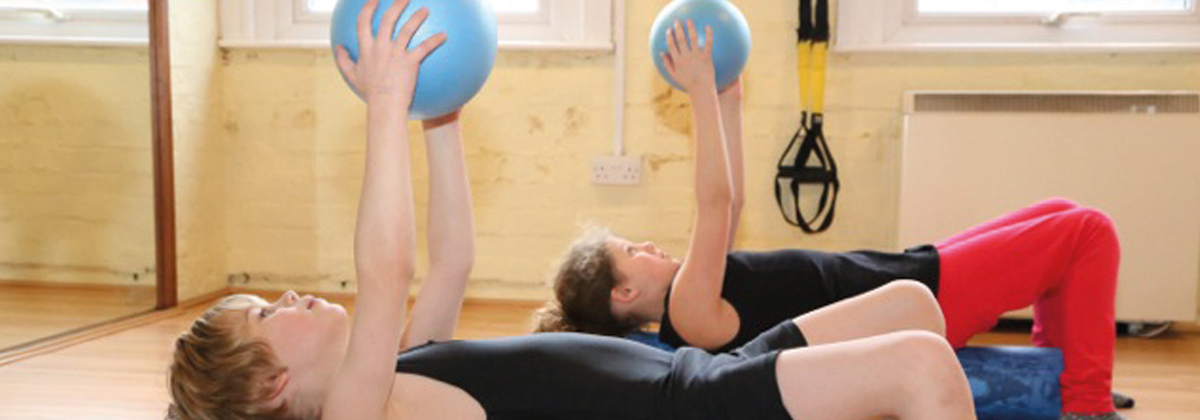 Image for Pilates: Keeping Your Kids Healthy