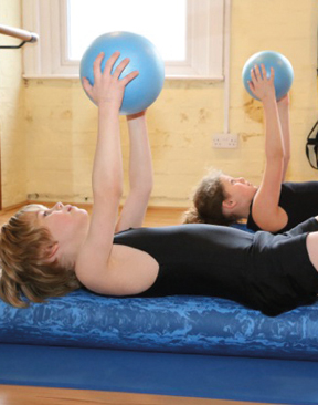 Pilates: Keeping Your Kids Healthy