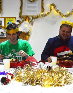Help Make Christmas Brighter for Homeless People in Kent