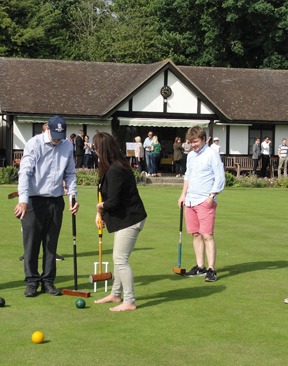 Image for Croquet at Calverley Grounds