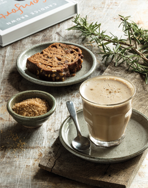 Image for Recipe: Recreate The Perfect Cafe Latte