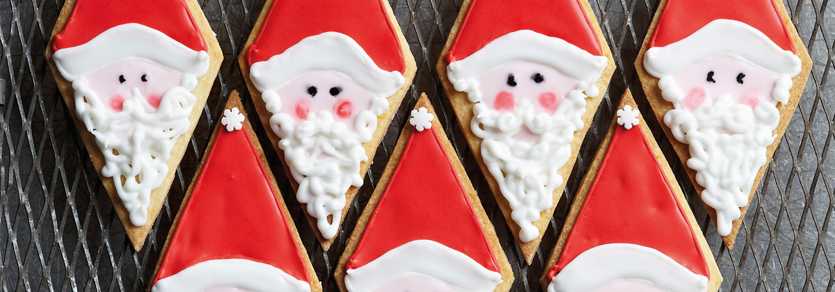 Image for Recipe: Cute Christmas Cookies by Hannah Miles