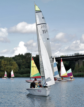 Image for Push The Boat Out With Tonbridge Club