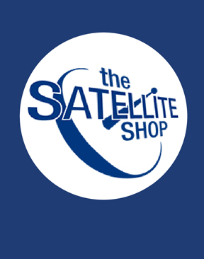 The Satellite Shop – Evolving With The Times