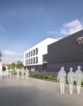 Image for Expansion for Sevenoaks Free School