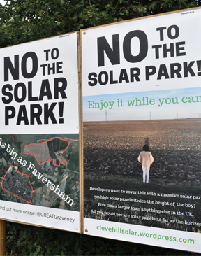 Solar Park Feedback Reveals Major Concerns