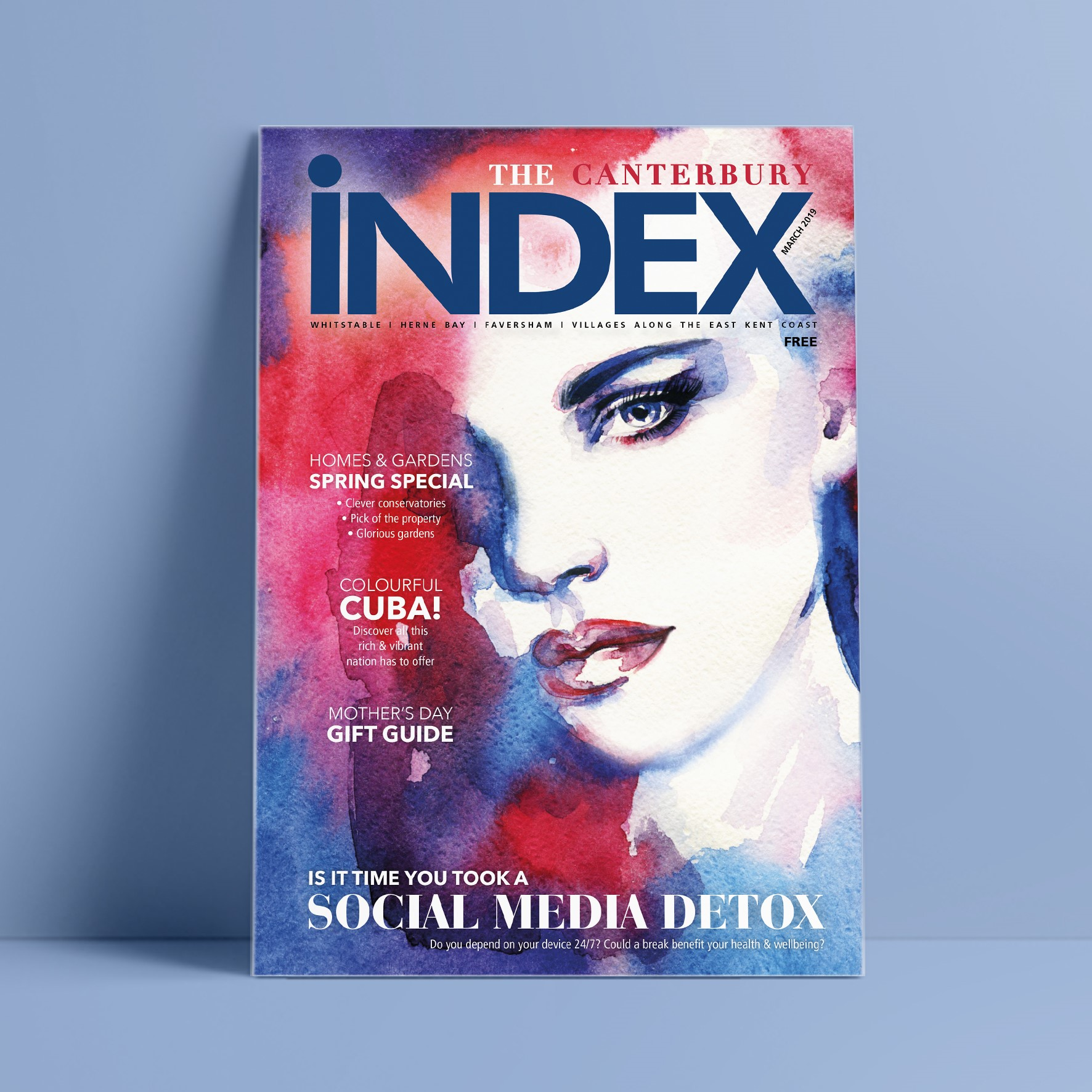 The Canterbury INDEX Magazine - March 2019