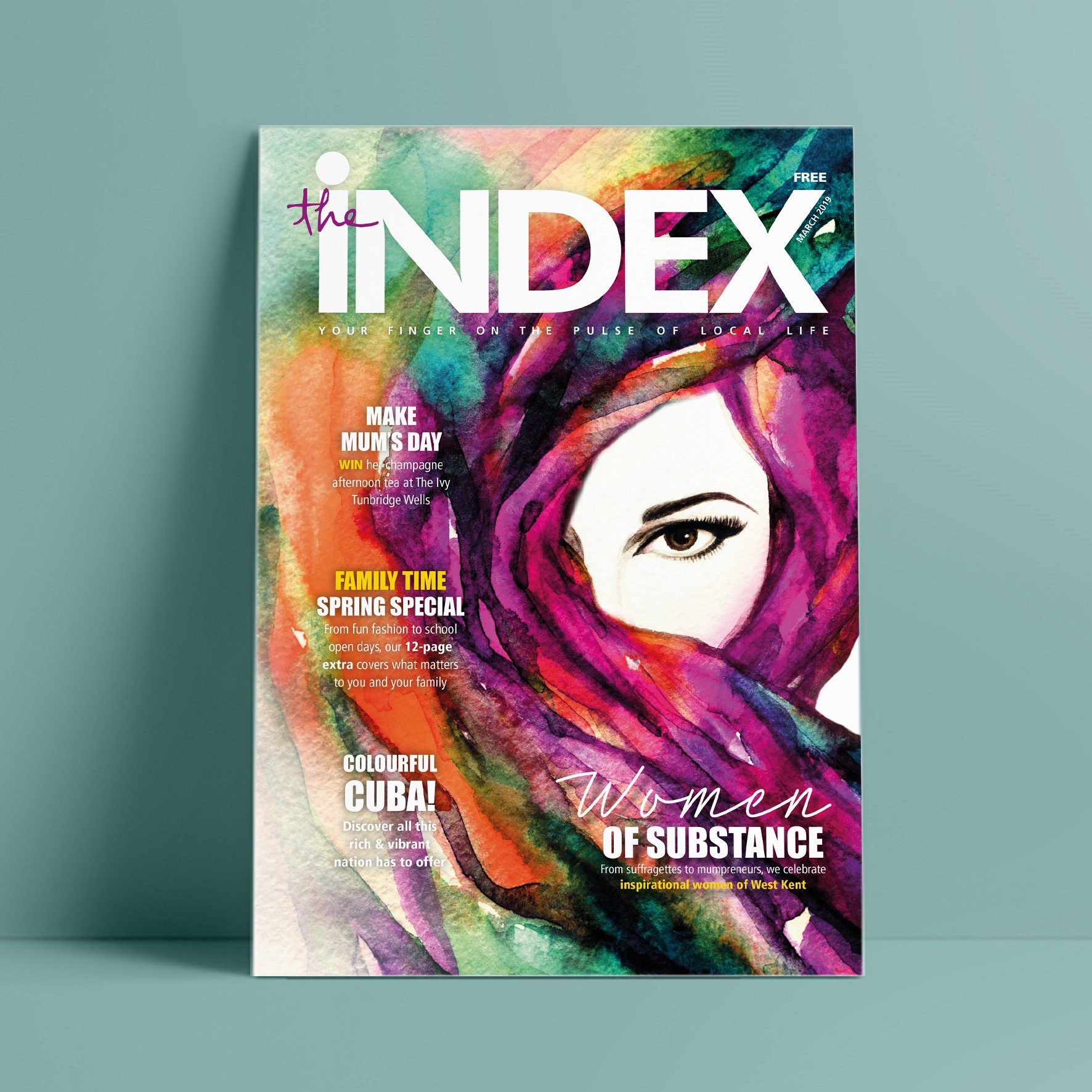 Image for The INDEX Magazine - March 2019