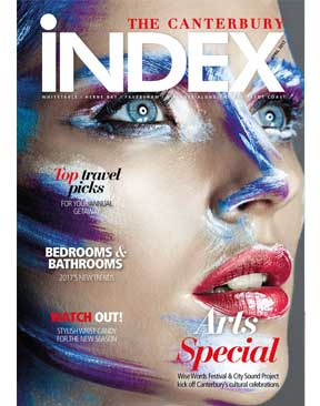 Image for The Canterbury INDEX - April 2017