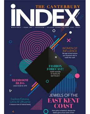 Image for The Canterbury INDEX - April 2018