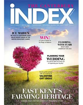 Image for The Canterbury INDEX - February 2018