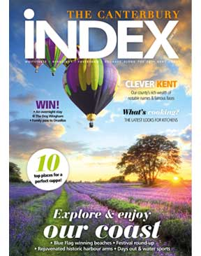 Image for The Canterbury INDEX - June 2017