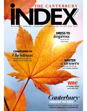 Image for The Canterbury INDEX - November 2017