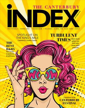 Image for The Canterbury INDEX - September 2018