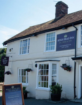 The Kings Head Review