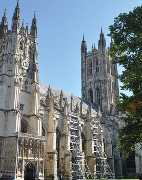 Image for The Major Value of Canterbury's UNESCO Status