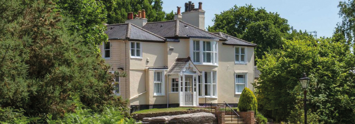 Image for The Mount Edgcumbe: A Haven In The Centre Of Tunbridge Wells