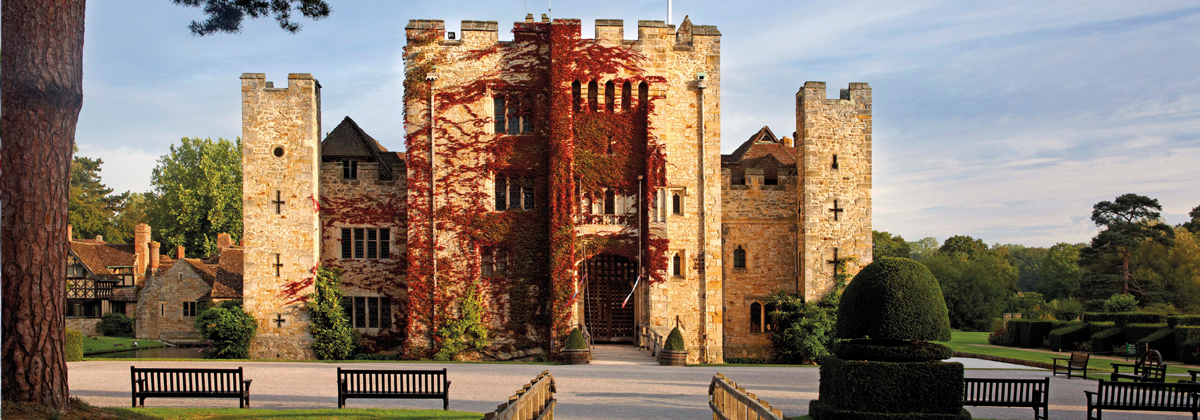 Image for The Tudors at Hever Castle, Kent