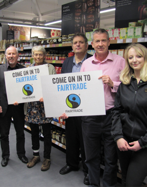 Tonbridge Achieves Fairtrade Status