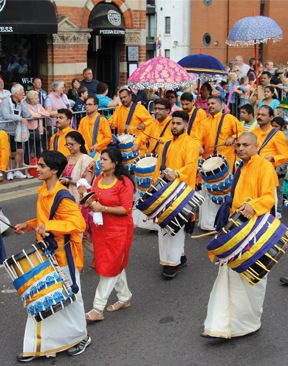Image for Tonbridge Carnival Celebration
