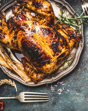 Image for Christmas Centrepiece: Top Tips for the Perfect Turkey