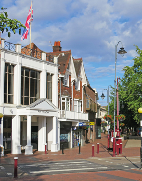 Image for Transforming Tunbridge Wells