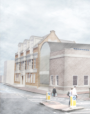 Image for Tunbridge Wells' New Cultural & Learning Hub