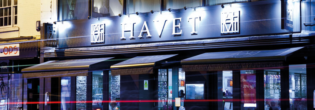 Image for Win Lunch For Two at Havet in Tonbridge