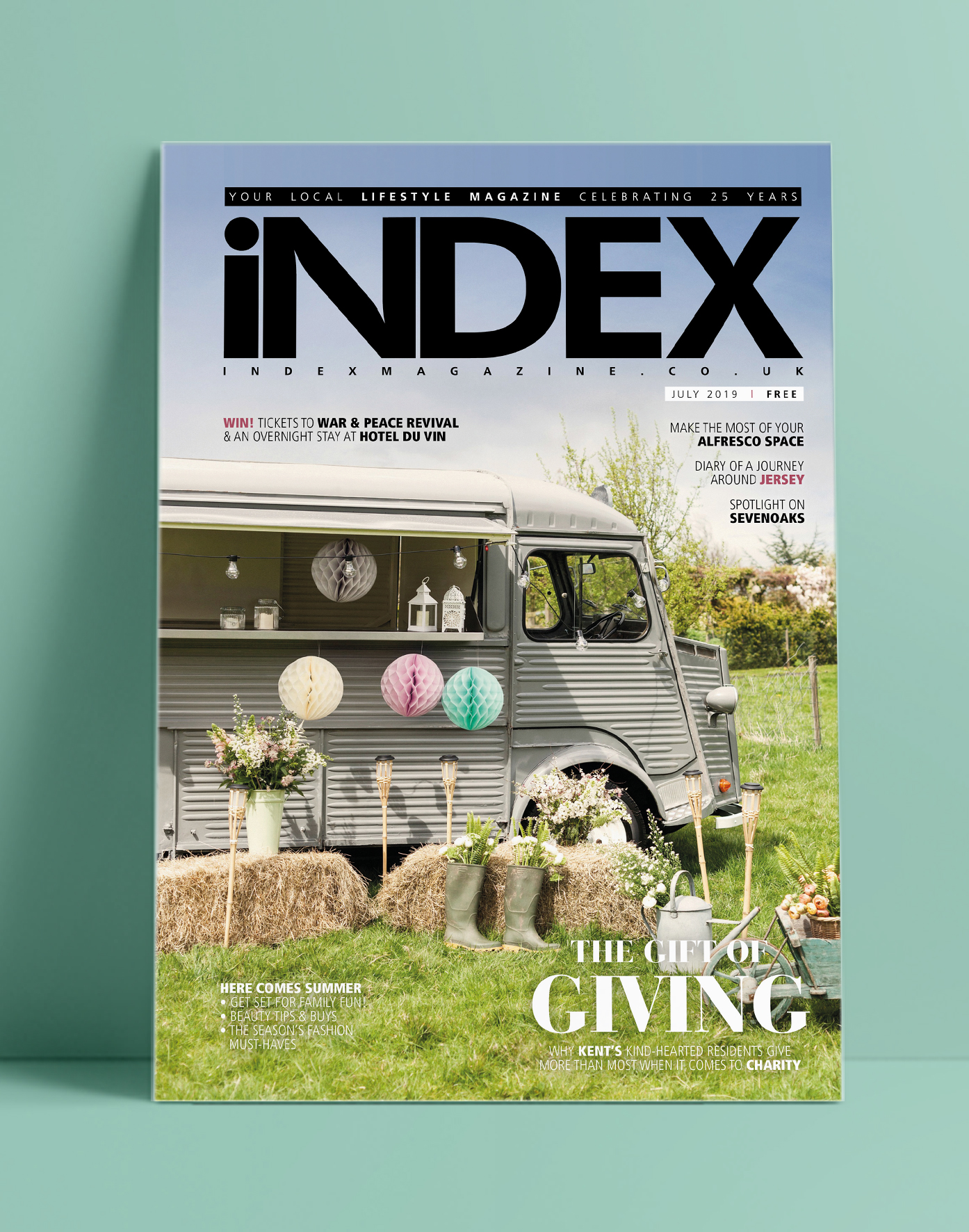 Image for The INDEX Magazine - July 2019