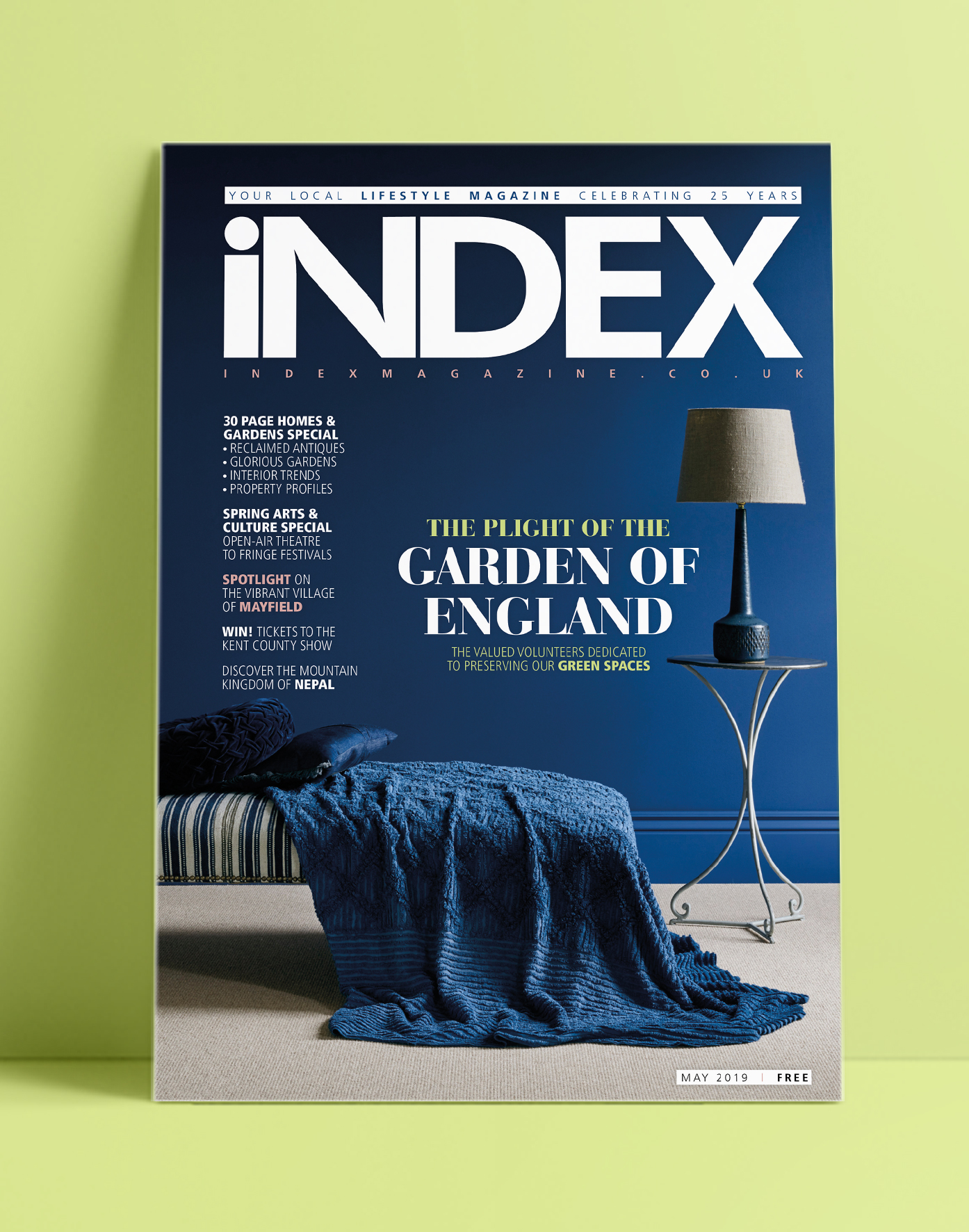 Image for The INDEX Magazine - May 2019