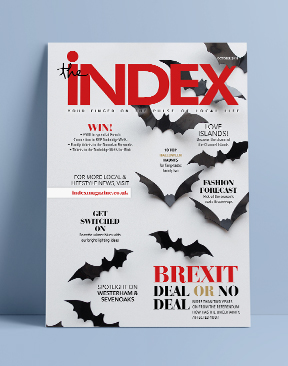 Image for The INDEX Magazine - October 2018