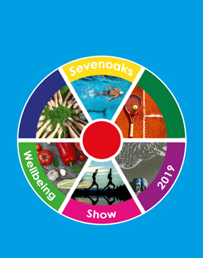 Image for Wise Up On Wellbeing At Sevenoaks Show on Friday 17th May
