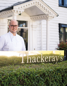 Win Lunch for Two at Thackaray's